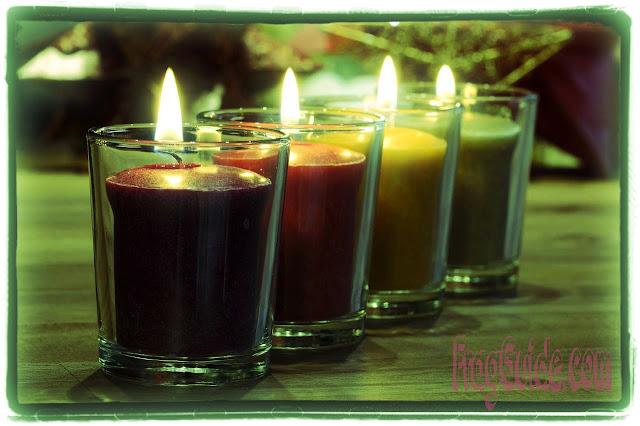 الشموع المعطرة المصنوعة من مكونات طبيعية | فوائد لا يمكن تخيلها