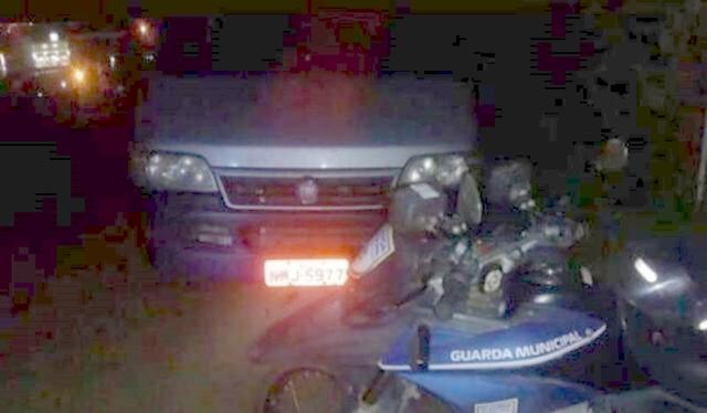 Van que transportava feirantes de Piancó é assaltada no PE