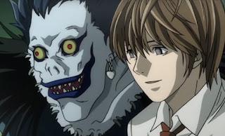 جميع حلقات انمي Death Note مترجم بلوري عدة روابط