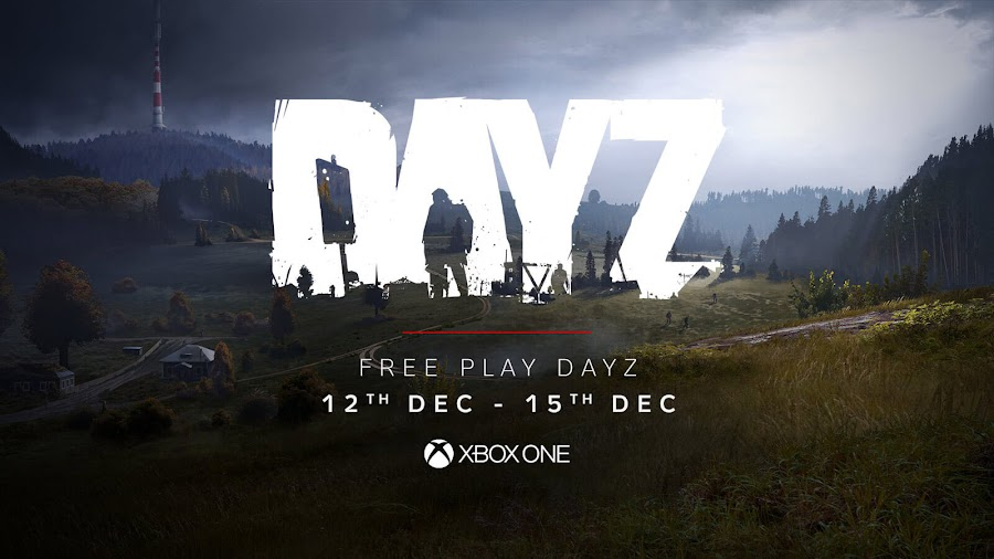 dayz xbox one free play days event survival video game bohemia interactive xb1
