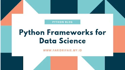 Python Frameworks for Data Science
