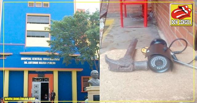 Instalan cámaras en la Morgue de Barquisimeto para evitar robo de cadáveres