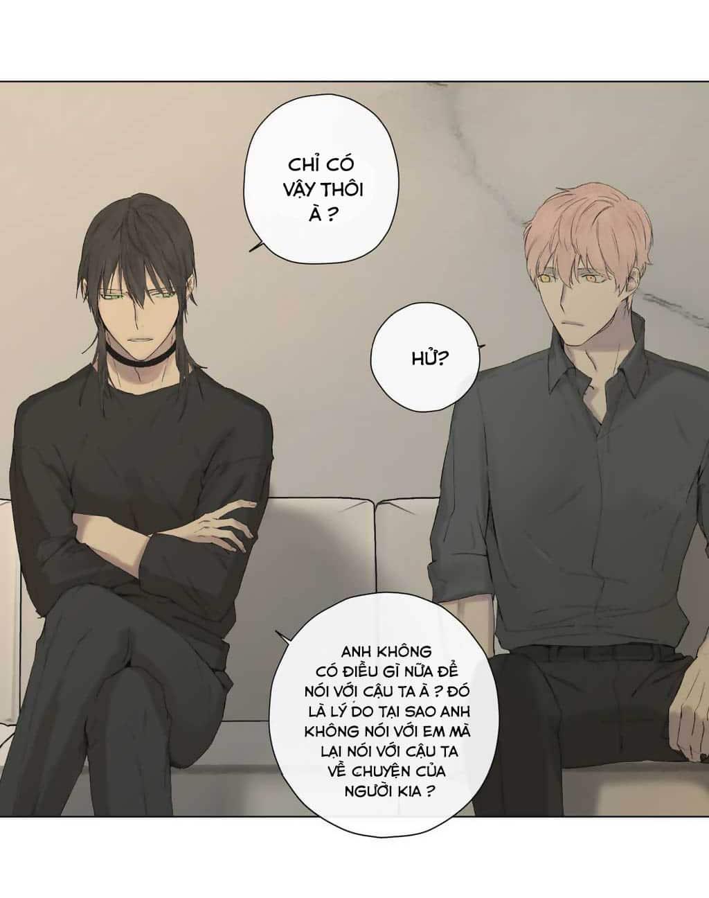 Trang 7 - Người hầu hoàng gia - Royal Servant - Chương 007 () - Truyện tranh Gay - Server HostedOnGoogleServerStaging