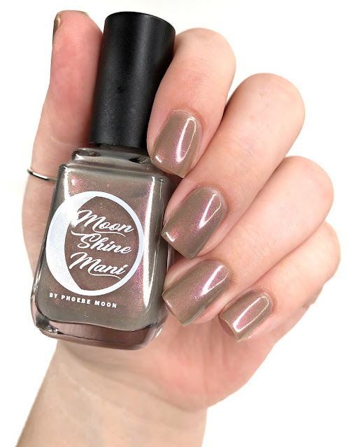 Moon Shine Mani Sin-tillating 25 Sweetpeas