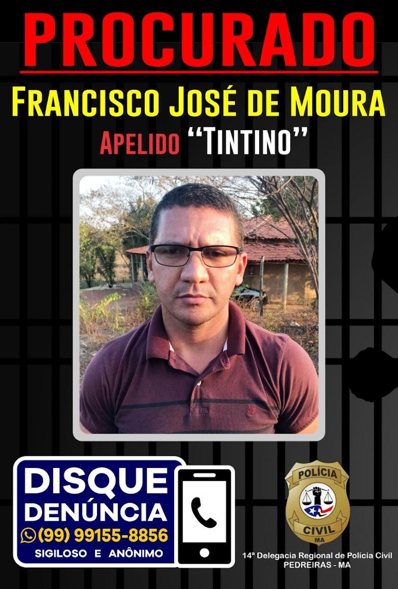 Polícia Civil procura homem acusado de tráfico de drogas em Lima Campos
