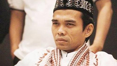Serang UAS, Politikus PDIP: Jangan Jadi Manusia Munafik Kau Somad