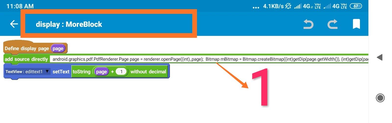 How To Make PDF Reader App in Sketchware - developer rajendra