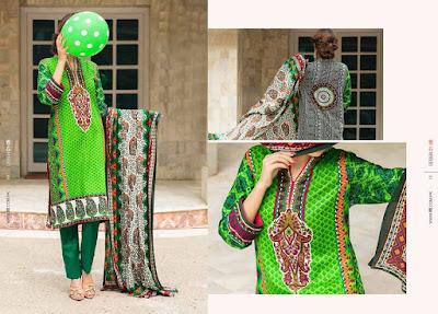 VS textile lawn dresses for women