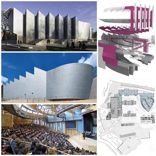 Apuntes Revista Digital De Arquitectura Auditorio