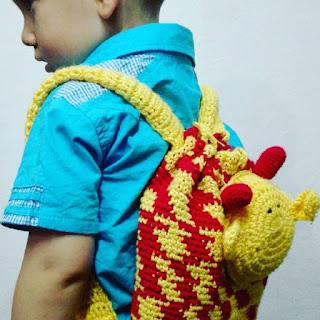 Bolsos tejidos Fulares portabebés y tejidos a crochet kangutingo