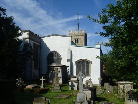 London Pride Morris: St Mary's Church Hendon - Music Festival