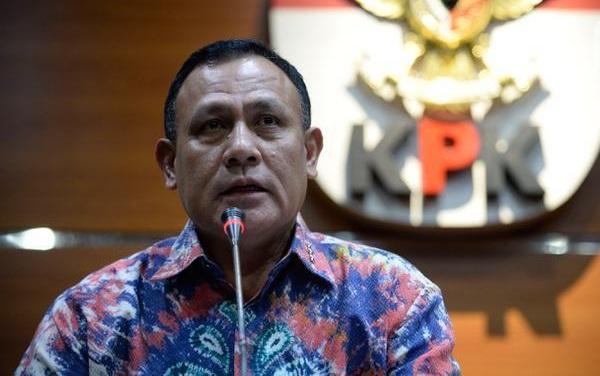 Gak Terima Tindakan Dzalim KPK di Bawah Firli Bahuri, Penyelidik KPK Harun: Harus Kita Lawan!