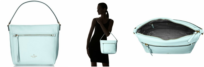 Kate Spade Cobble Hill Teagan Handbag for only $122 (reg $278)