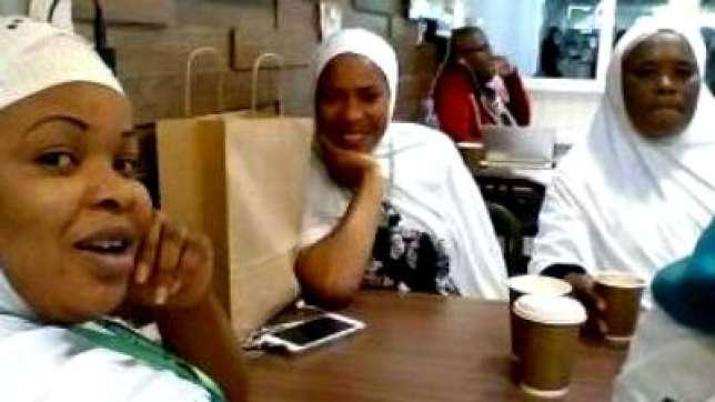 fathia balogun in mecca