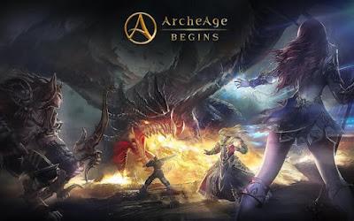 ArcheAge BEGINS APK MOD (Unlimited Money) - Jayawaru