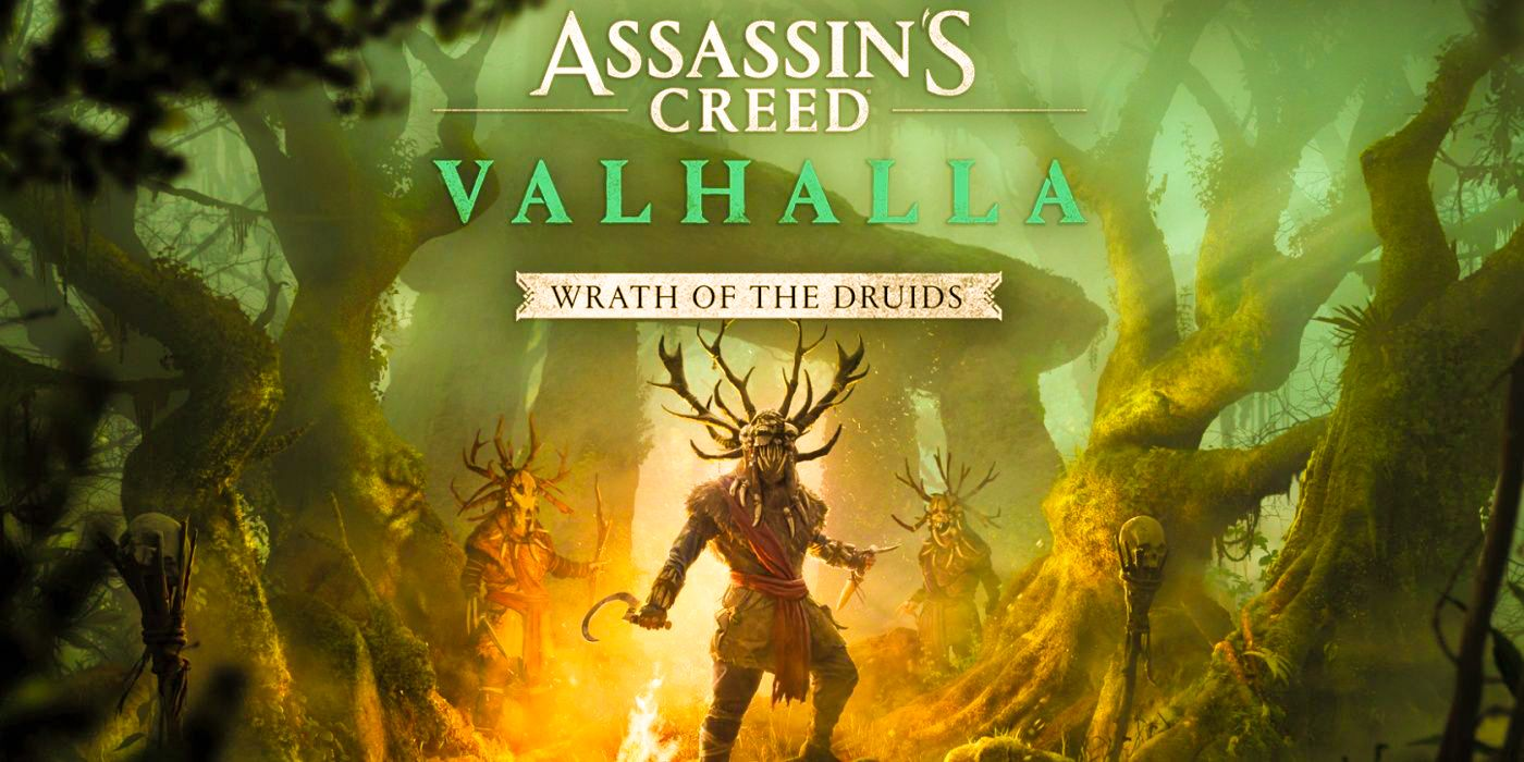 Assassin's Creed: Valhalla - Wrath of the Druids - All Treasure Maps