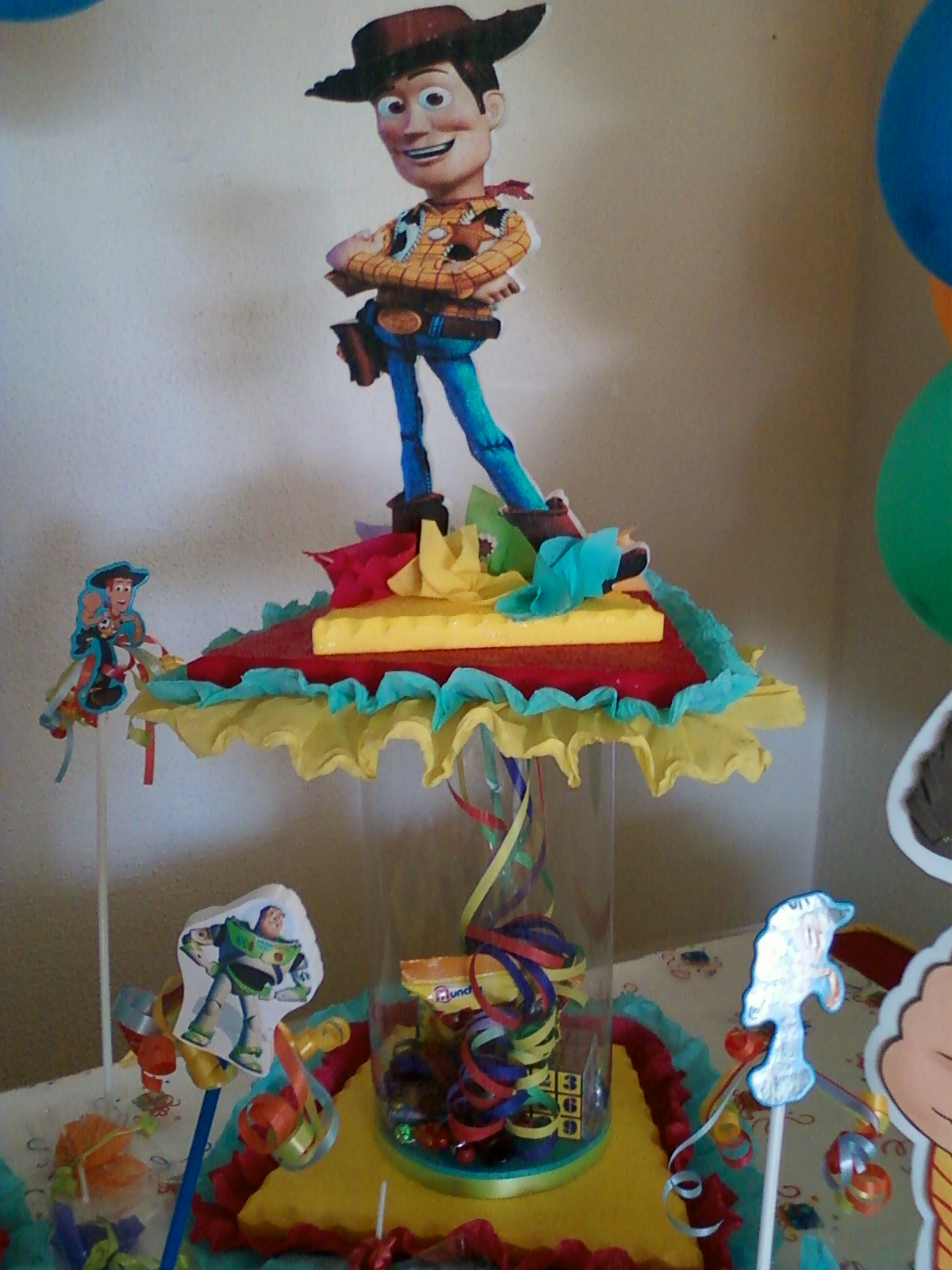 Party Amp Pi 241 Atas Quot Variedades Dana S Quot Toy Story