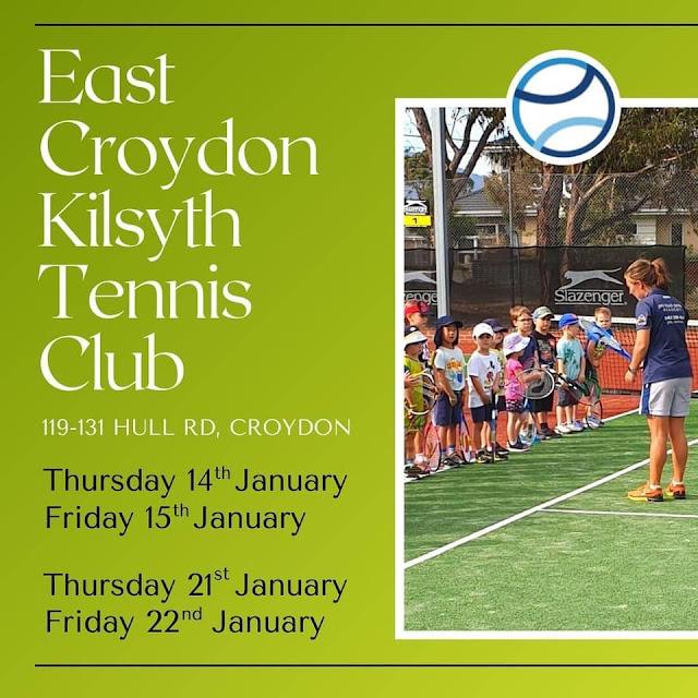 Croydon tennis courts