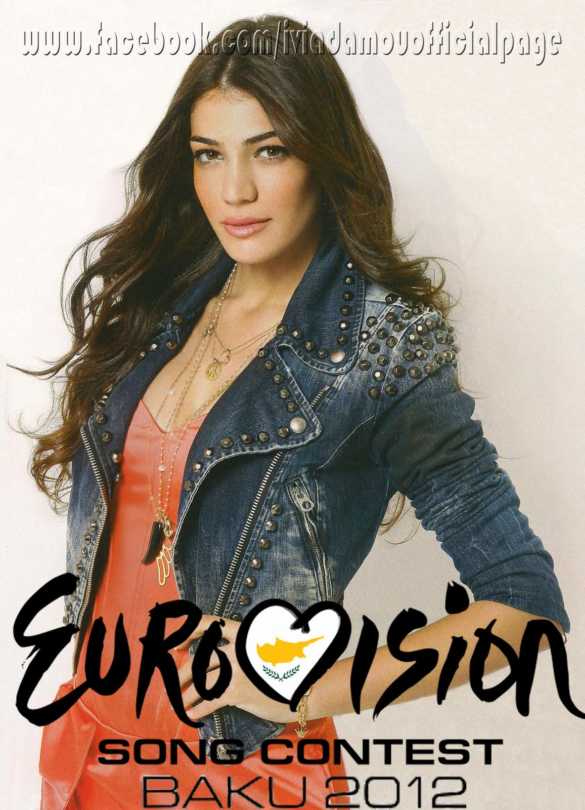EUROVISION ADDICT: It's official: Ivi Adamou is going to ...