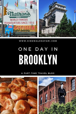 One Day in Brooklyn NY