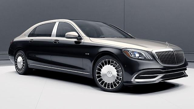 Đánh giá Mercedes Maybach S650 2021
