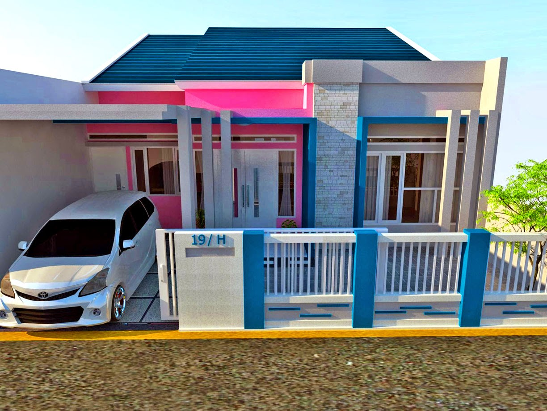 Pengen Tahu Warna Cat Rumah yang Bagus Untuk Rumah Ada