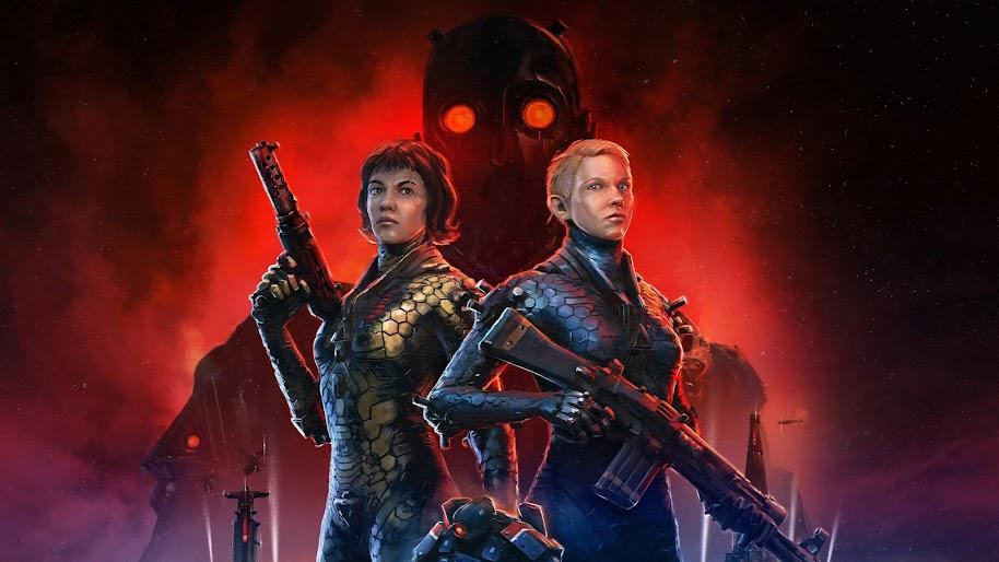 Wolfenstein: Youngblood, Jessica and Sophia Blazkowicz, 4K, #11