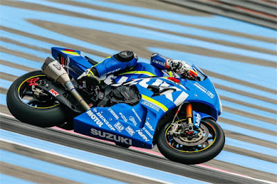 Suzuki Endurance Racing Team 2018