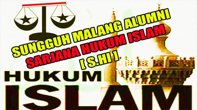 Sarjana Hukum Islam