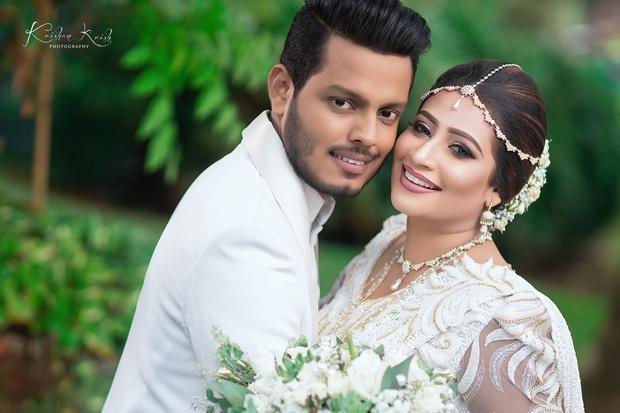 TV Derana Dream Star Udesh Indula Wedding Moments 2