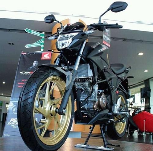 Honda CB150R Street Fire