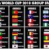 Sorteio da Copa do Mundo: Brasil cai em grupo com Suíça, Costa Rica e Sérvia