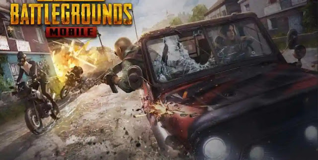أصبح متاح إستخدام الأسلحة أثناء قيادة المركبات في لعبة ببجي PUBG