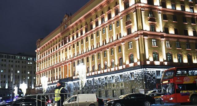 جهاز الأمن الفدرالي: واشنطن قدمت لروسيا معلومات حول الأعمال الإرهابية خلال أعياد رأس السنة
