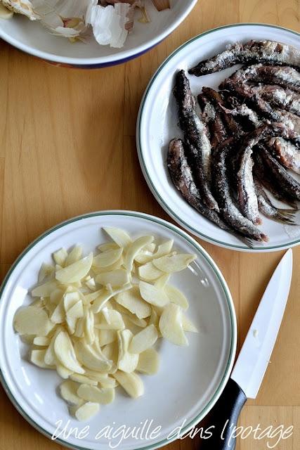 ail-anchois