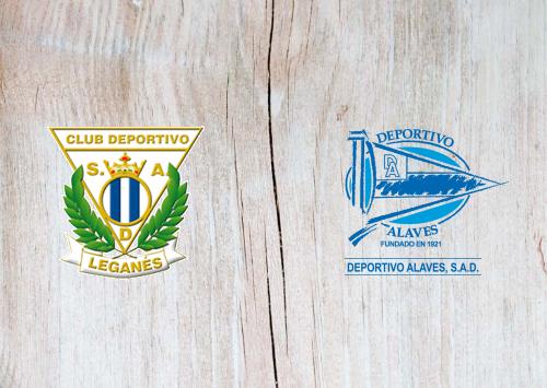 Leganes vs Deportivo Alavés -Highlights 29 February 2020
