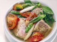 Ternyata Begini Cara Membuat Sup Ikan Anti Amis