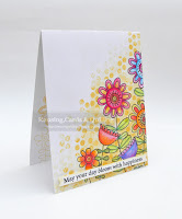 http://reusingwithquilling.blogspot.in/2015/12/blooming-cas-card.html