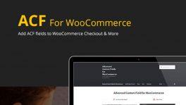 Agregar campos personalizados en Woocommerce con ACF