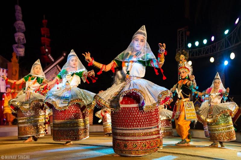 Manipur Raas - Octave 2019