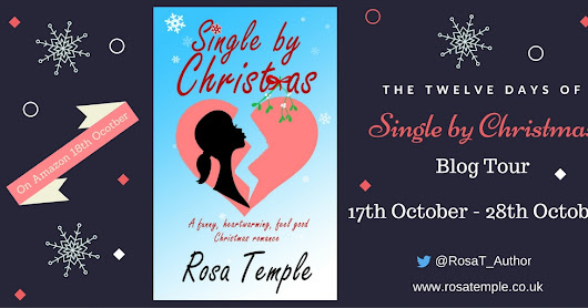#OnTour Single by Christmas by Rosa Temple #Excerpt + #Giveaway
