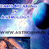 Dreams Meaning As Per Astrology