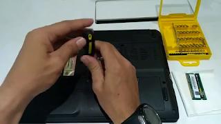 Menambah RAM Laptop