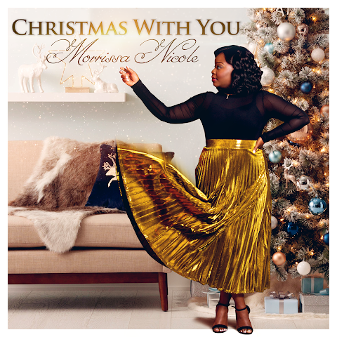 (Album) Christmas With You - Morrissa Nicole