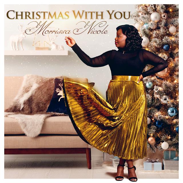 (Album) Christmas With You - Morrissa Nicole