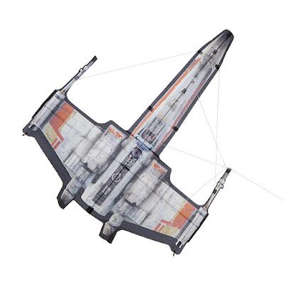 Starwars Kites