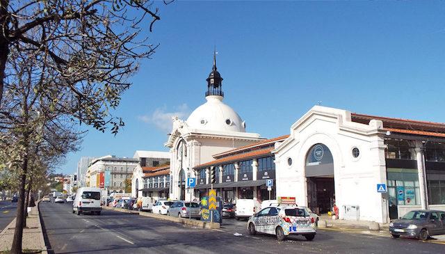 Mercado da Ribeira - fachada