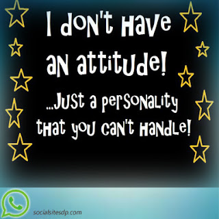 Attitude whatsapp images