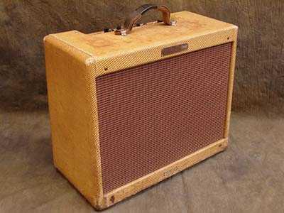 Fender Tweed Deluxe