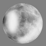moon in spanish